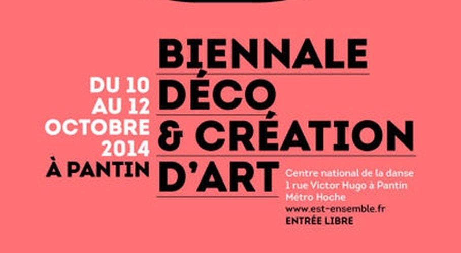 3ème Biennale Déco et Création d'art – Pantin