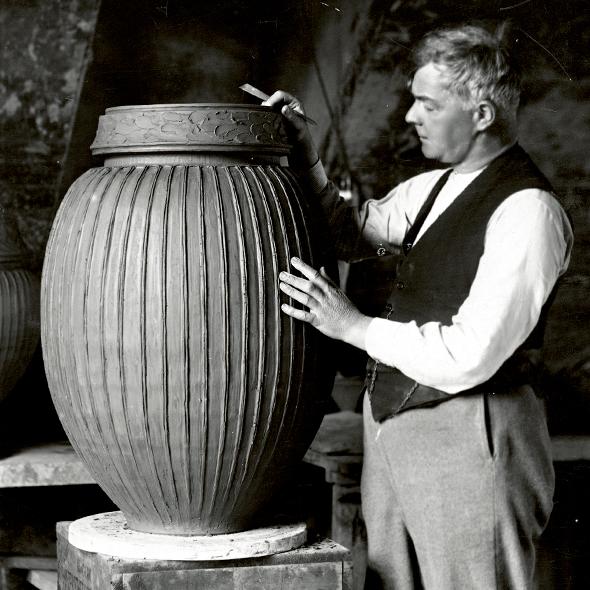 Petite histoire de la céramique scandinave au XX ème siècle