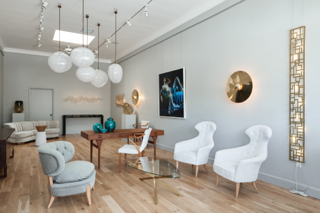 La galerie Carole Decombe à Los Angeles